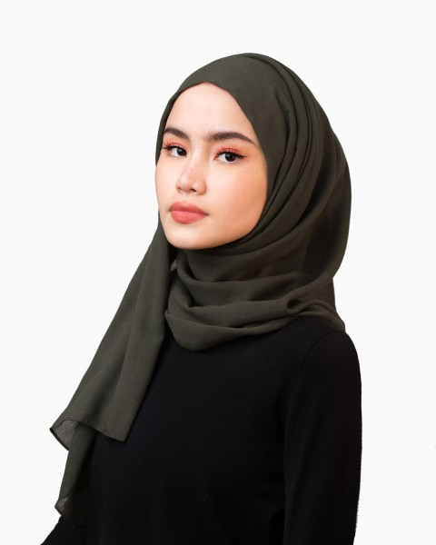 Sya Scarf in Army