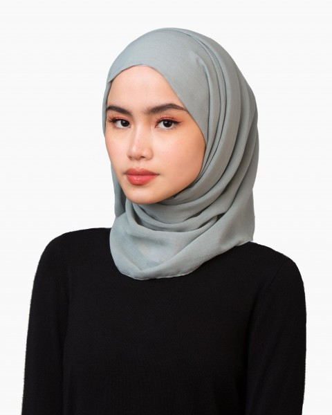Sya Scarf in Pale