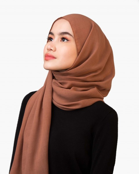 Sya Scarf in Rust