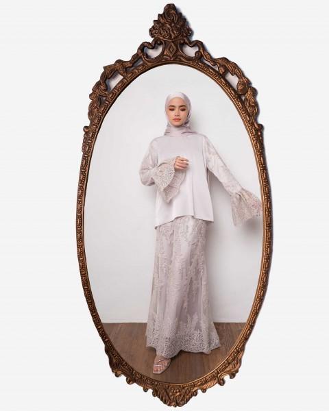 Anaya Silver set