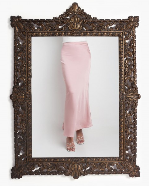 Liv Skirt in Pink