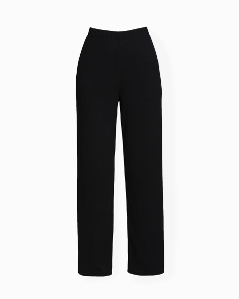 Black Lounge Trousers