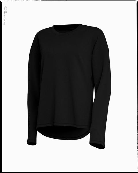 Lea Top in Black